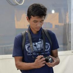Alexander  Huang-Menders