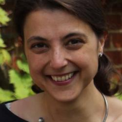 Dr Annamaria  Motrescu-Mayes