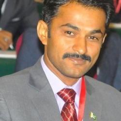 Mr Saifullah  Channa