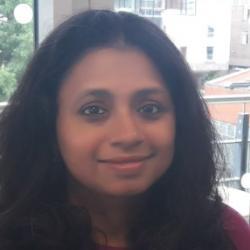 Dr. Saradamoyee  Chatterjee