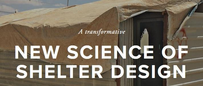 Shelter Design Project: Healthy Housing for the Displaced